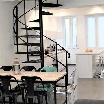 Rénovation appartement Saint Chamond