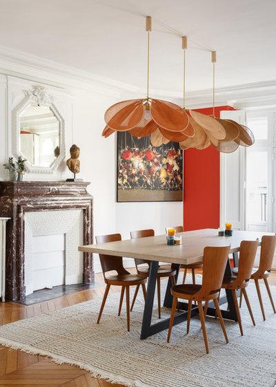 Moderne Salle à Manger by Mon Concept Habitation | Paris, Lille, London
