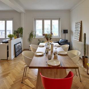salle manger scandinave photos et id es d co de salles manger. Black Bedroom Furniture Sets. Home Design Ideas