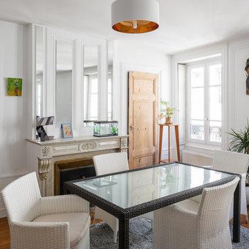 rénovation d'un appartement en hyper centre urbain