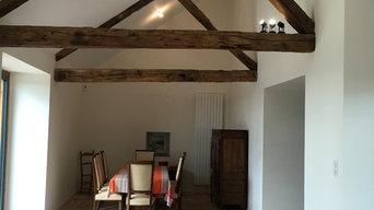 Renovation d'un corp de ferme