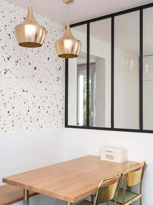 Papier peint de salle à manger : Photos et idées déco