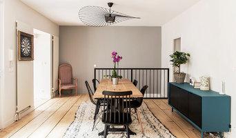 Rénovation d'une maison de ville à Boulogne Billancourt