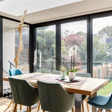 Rénovation d'une maison et de son extension