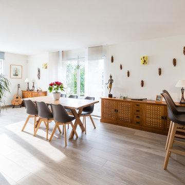 Rénovation & décoration d'une maison à Colmar