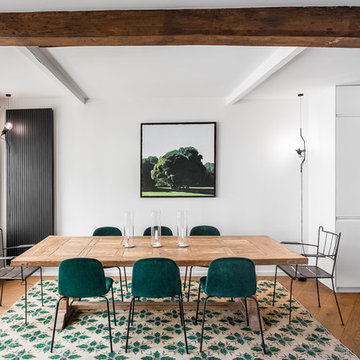 Rénovation et restructuration complète d'une maison dans le vieux Lille 59 000