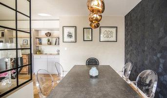 Rénovation partielle d'un salon / salle à manger