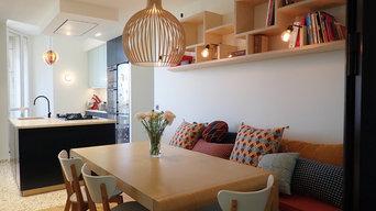 Restructuration complète d'un appartement de 150 m2