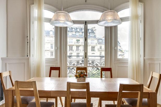 Contemporain Salle à Manger by Roberta Becherucci - Cuisines et Décoration