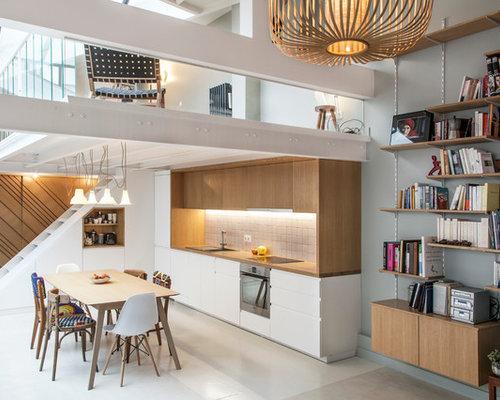 salle à manger contemporaine : photos et idées déco de salles à manger - Decoration Salle A Manger Contemporaine