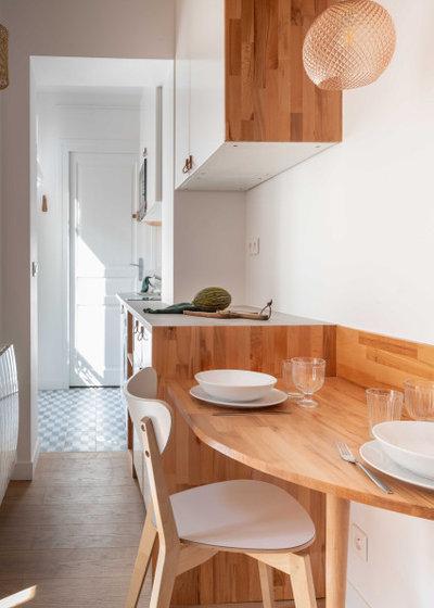 Современный Столовая by Marie-Sophie Donnedieu - Architecture d'intrieur