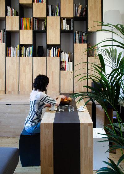 Современный Столовая by Martins Afonso atelier de design