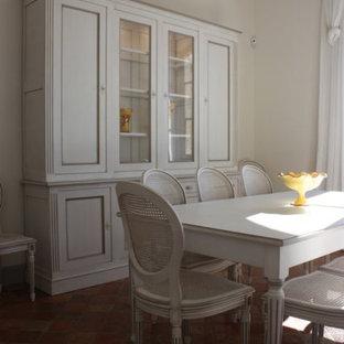 Idee per una sala da pranzo stile shabby