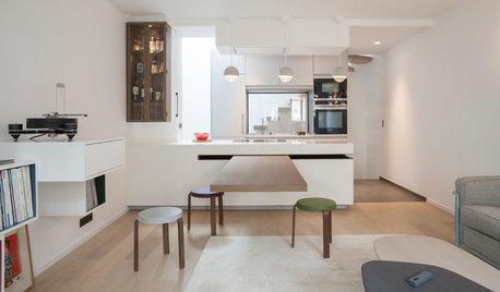 Visite Privée : Une maison parisienne revue avec inventivité