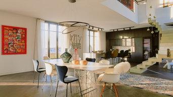 Une vue d'ensemble - Une Maison Éclectique