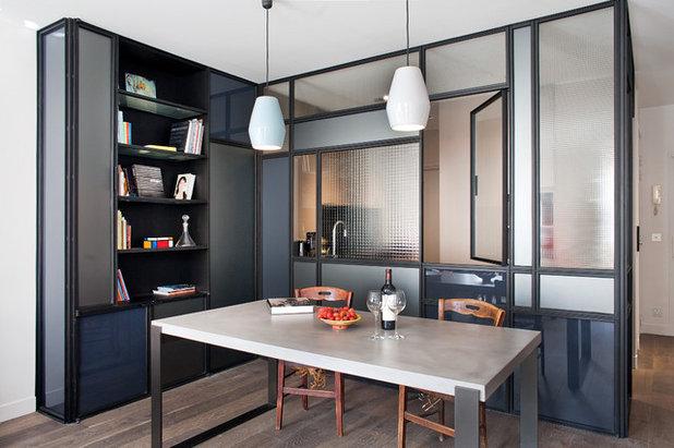 Contemporain Salle à Manger by Architecte d'intérieur - Marion Dériot