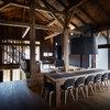 Architecture : Une ferme savoyarde transformée en villa solaire