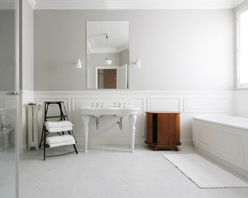 farrow ball matchstick houzz. Black Bedroom Furniture Sets. Home Design Ideas