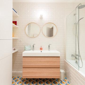 Appartement de 130m2, parc Monceau Paris 8ème