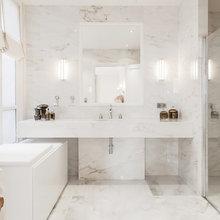 salles de bain immaculées