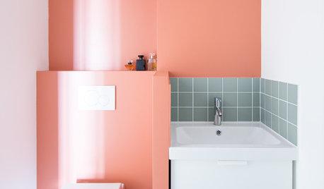Salle de bains : 9 duos de couleurs osés validés par les pros