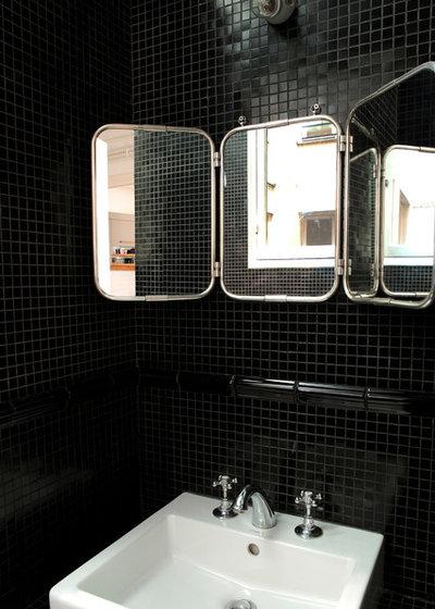 Fusion Bathroom by Studio Riccardo Haiat