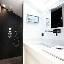salle d'eau contemporaine