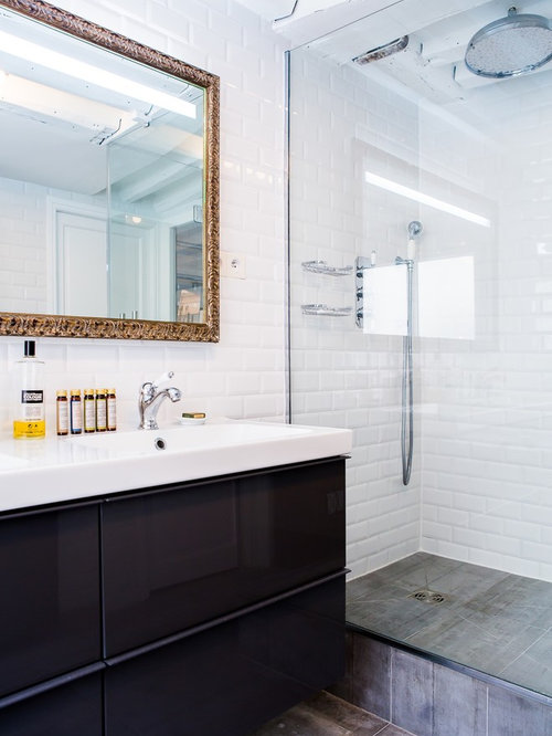 salle d 39 eau photos et id es d co de salles d 39 eau. Black Bedroom Furniture Sets. Home Design Ideas