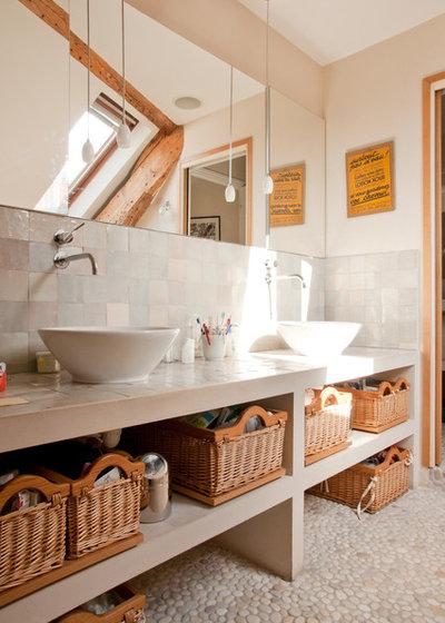 8 astuces pour une salle de bains facile d 39 entretien. Black Bedroom Furniture Sets. Home Design Ideas