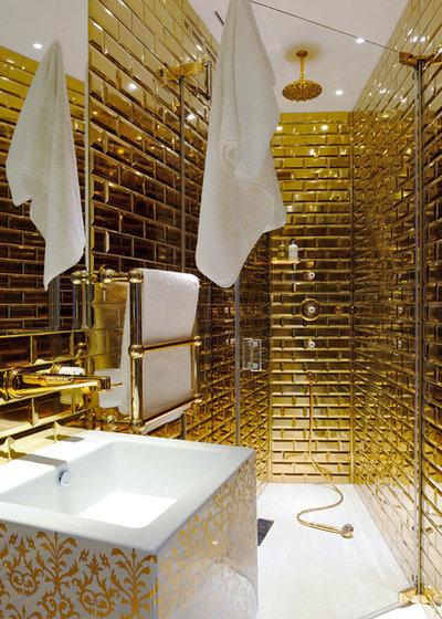 Effetto wow 15 idee bagno originali - Idee bagno originali ...