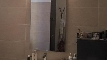 Applique pour salle de bain