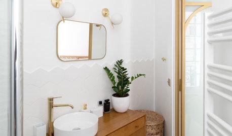 Retour sur 6 Avant/Après de salles de bains de moins de 6 m2