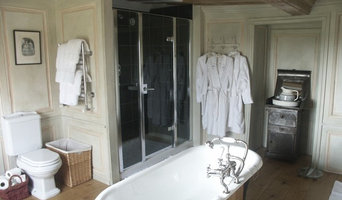 Bathroom in a French Manor