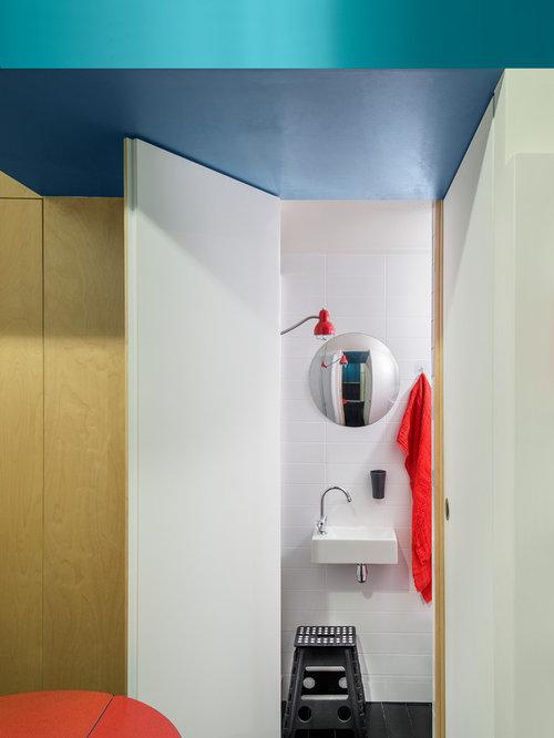 Petite salle de bain : Photos, idées déco et aménagement de salles ...