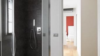 Cabine de douche et pare baignoire sur mesure