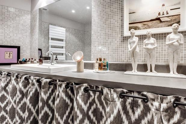 Современный Ванная комната by Cristina Velani