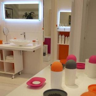 Salle de bain moderne Brest : Photos et idées déco de salles de bain