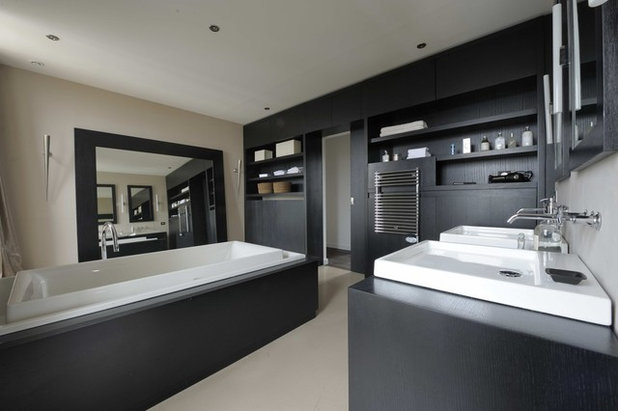 comment choisir la couleur de sa salle de bains. Black Bedroom Furniture Sets. Home Design Ideas