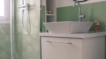 Cuisine & Salle de bain - Paris XVIII