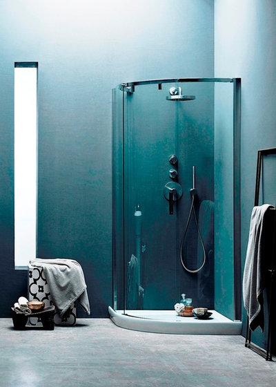 Moderne Salle de Bain by CASCADE - Salles de bains