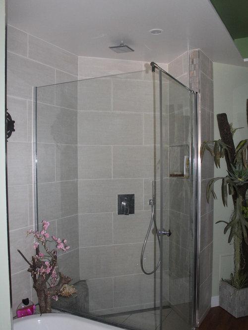 cr ation d 39 une salle de bain compl te plein pied avec douche italienne paris. Black Bedroom Furniture Sets. Home Design Ideas
