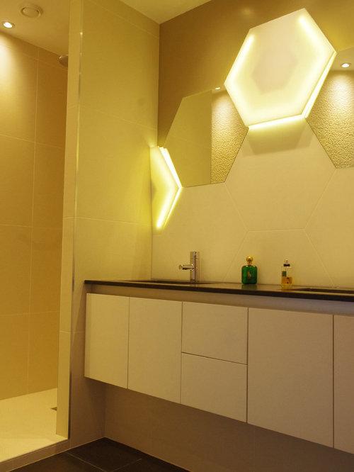 habillage de salle de bains et cloison murale
