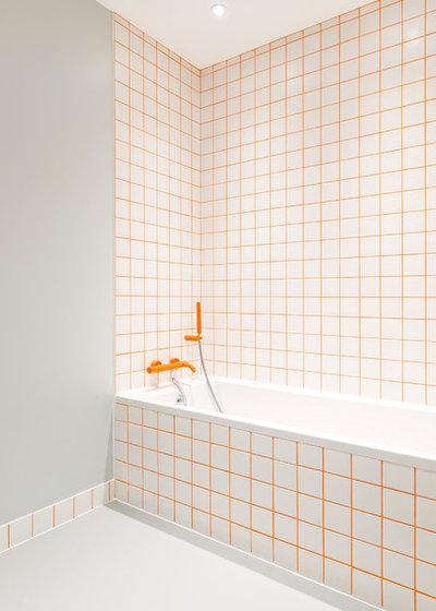 Modern Badezimmer by Aurélien Aumond