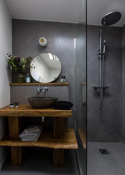 Modern Badezimmer by Mon Plan d'Appart