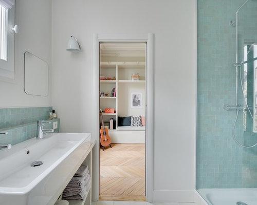 salle de bain classique photos et id es d co de salles de bain. Black Bedroom Furniture Sets. Home Design Ideas