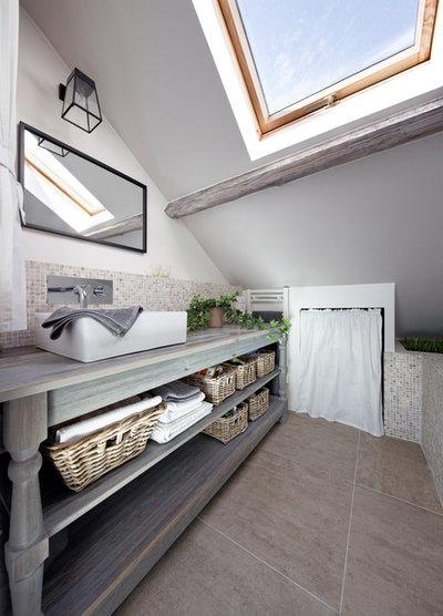 10 solutions astucieuses pour dissimuler une machine laver. Black Bedroom Furniture Sets. Home Design Ideas