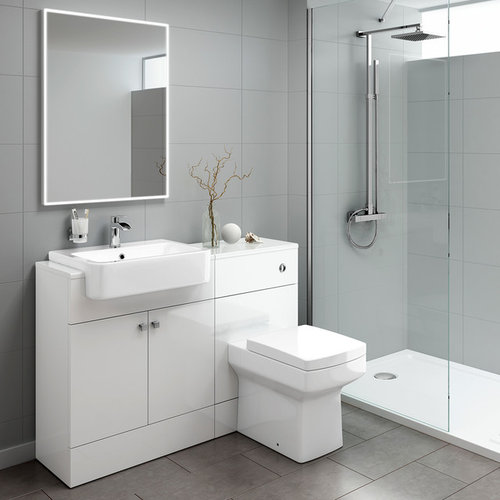 Bathroom furniture home design ideas pictures remodel for Bathroom design new zealand