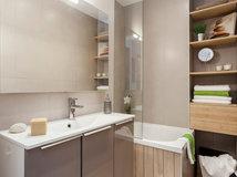 10 astuces pour optimiser les volumes d'une petite salle de bains - Salle De Bain Petit Volume