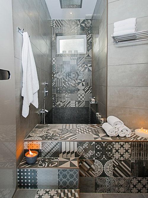 Salle de bain avec un bain japonais France : Photos et idées déco de ...