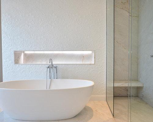 salle de bain moderne photos et id es d co de salles de bain. Black Bedroom Furniture Sets. Home Design Ideas